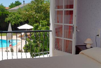 Hotel du Commerce | hotel-restaurant à Roumazieres-Loubert en Charente